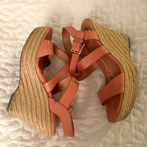 Sofft Women's Wedges in Pink